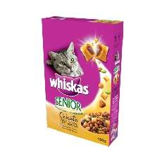 Whiskas Cat Food Dry