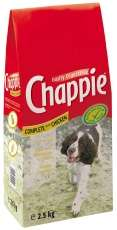 Chappie Complete Dog Food Dry & Tins