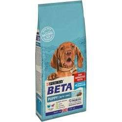 Beta Puppy  Lamb and Rice 2kg