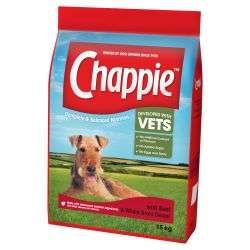Chappie Crunch Original 2.5kg