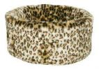 Cat Cosy Leopard Small 42cm