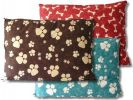Deep Fill Duvet dog bed assorted 76x99cm