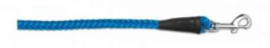 12mm x 107cm Blue Rope Lead Two Tone trigger Hook