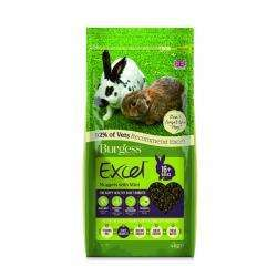 Burgess Supa Exel Rabbit Food 2kg