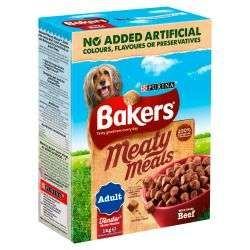 Bakers Meaty Meals Beef 950g