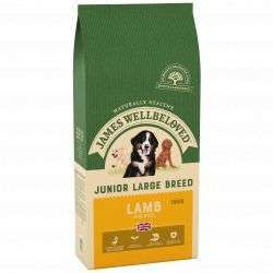 James Wellbeloved Lamb & Rice Large Breed 15kg