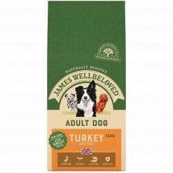 James Wellbeloved Turkey and Rice Large Adult 15kg
